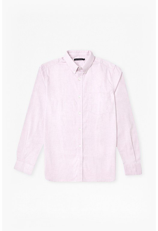 Washed Oxford Shirt