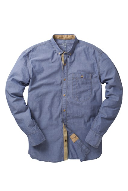Stebbins Chambray Shirt