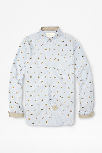 Wilderness Oxford Shirt