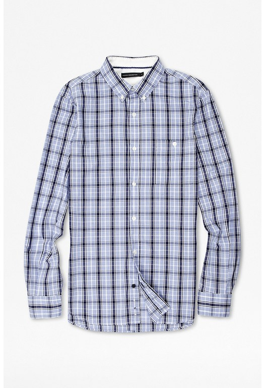 University Bold Checked Lifeline Shirt