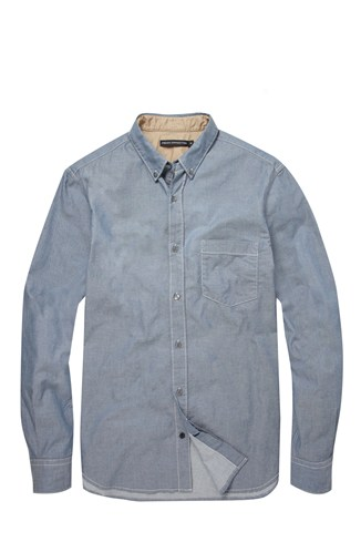 Nime Chambray Shirt