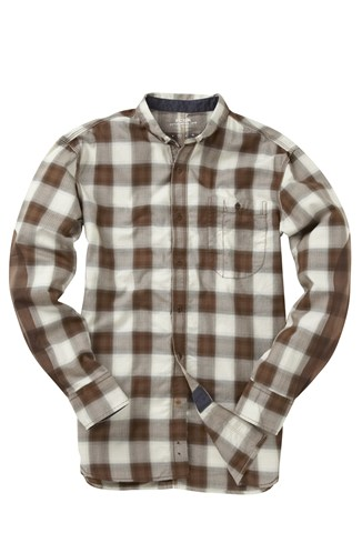 Albion Road Plaid Shirt