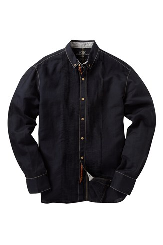Paddock Pleated Shirt