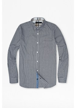 Wax Gingham Shirt