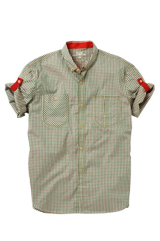 September Gingham Shirt