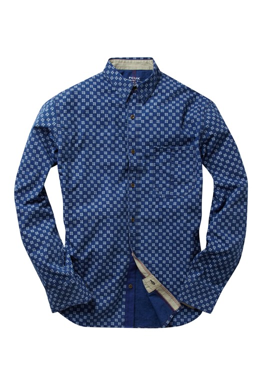 Penly Printed Shirt