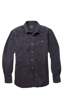 Washed Moleskin Shirt