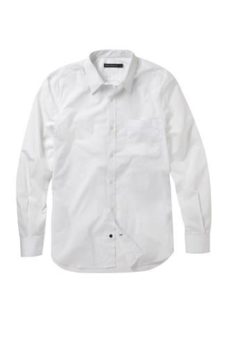 Core Stretch Poplin Shirt