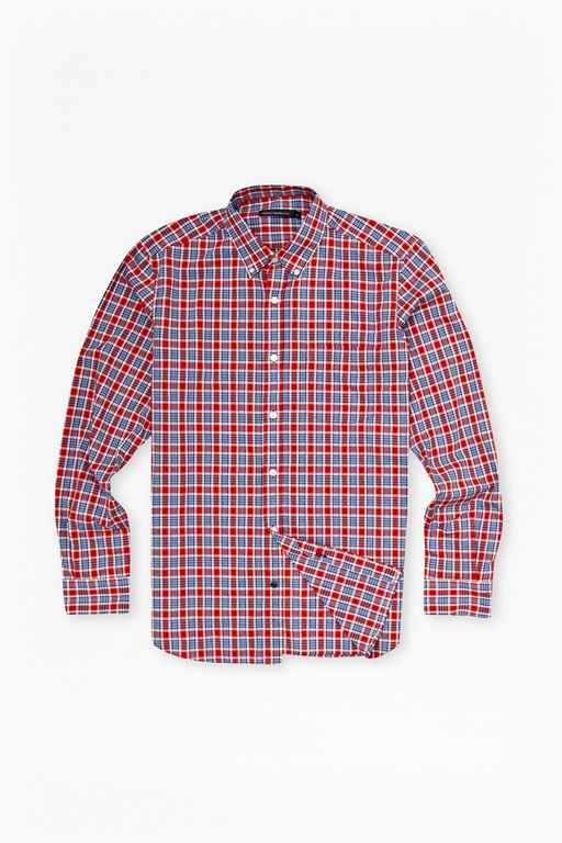 Complete the Look High Summer Check Shirt