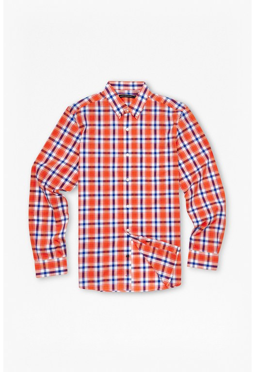 High Summer Check Shirt