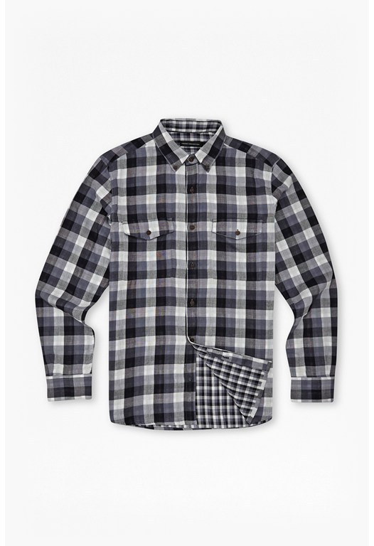 Wilton Country Plaid Shirt