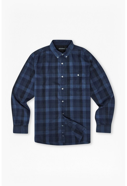 Route 66 Plaid Shirt