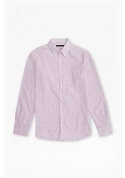 Cotton Check Shirt