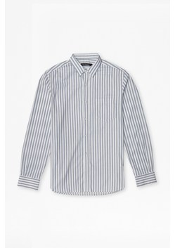 Thin Stripe Cotton Shirt