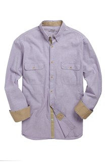 Coolibah Chambray Shirt