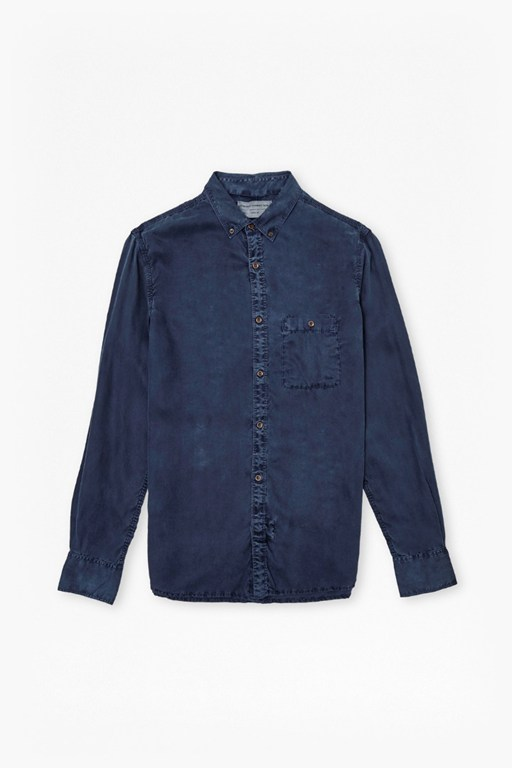 workwear tencel brosnan shirt