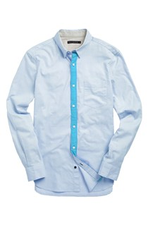 Fluro Oxford Shirt