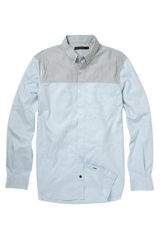 Open Minded Oxford Shirt