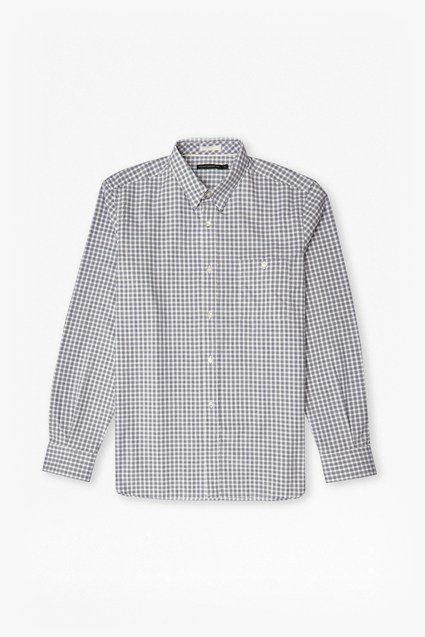 Hornblendite Grindle Check Shirt
