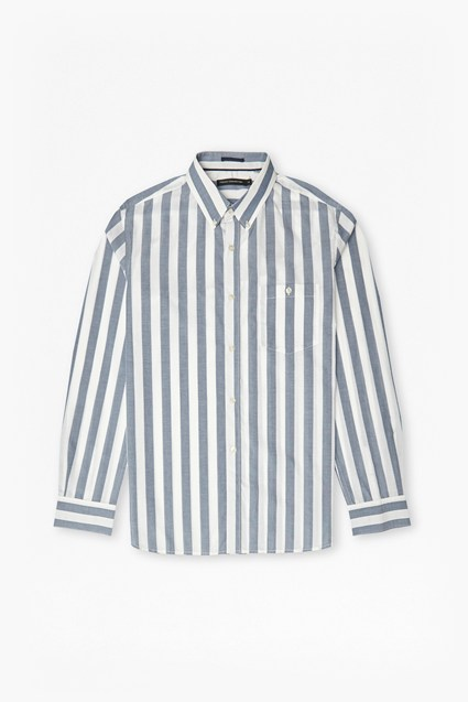 Wing Stripe Printed Shirt