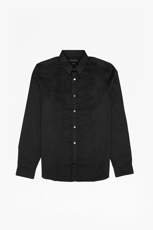 Complete the Look Polecats Pleated Shirt