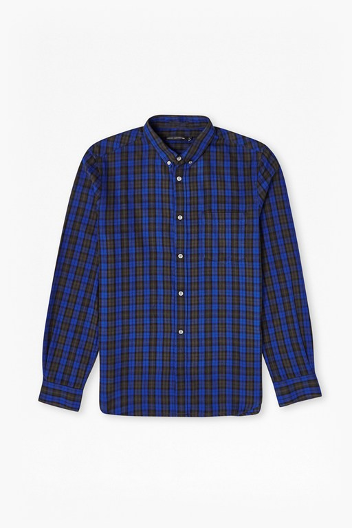 tarp check connery shirt