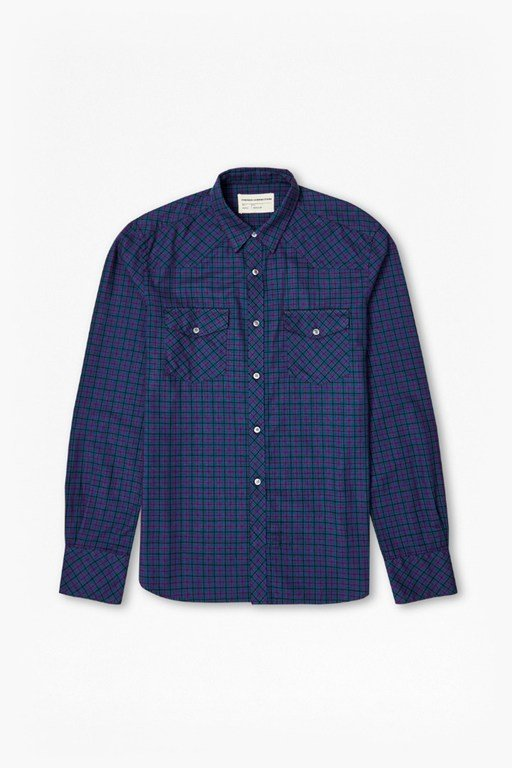 eddie checked shirt