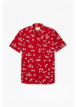 Fats Floral Short Sleeve Shirt