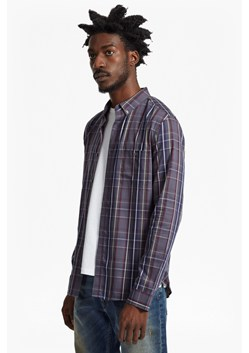 Lifeline Tartan Slim Fit Shirt