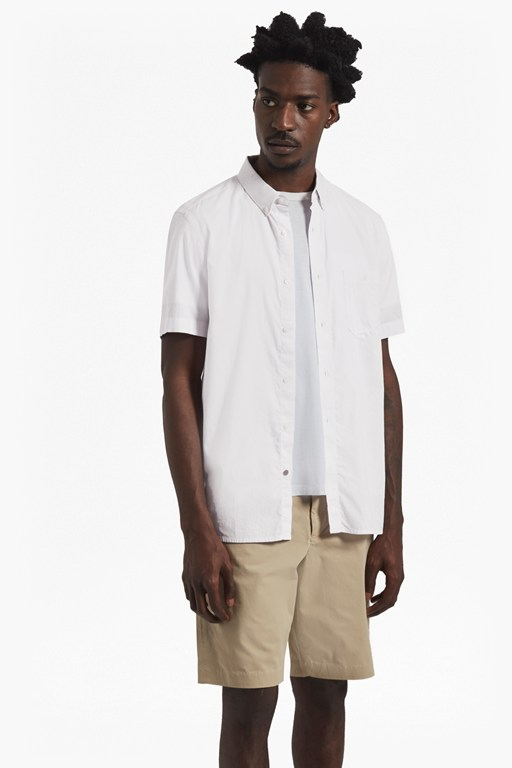 lifeline soft striped short sleeve shirt