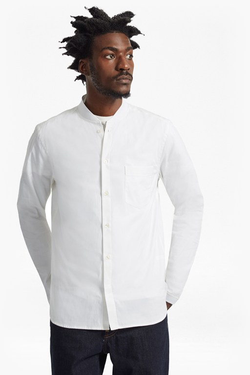 Complete the Look Oxford Bomber Regular Fit Shirt