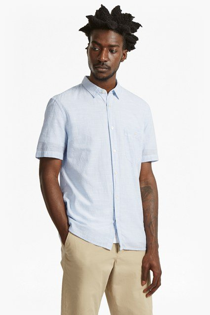 Core Tech Poplin Regular Fit Shirt