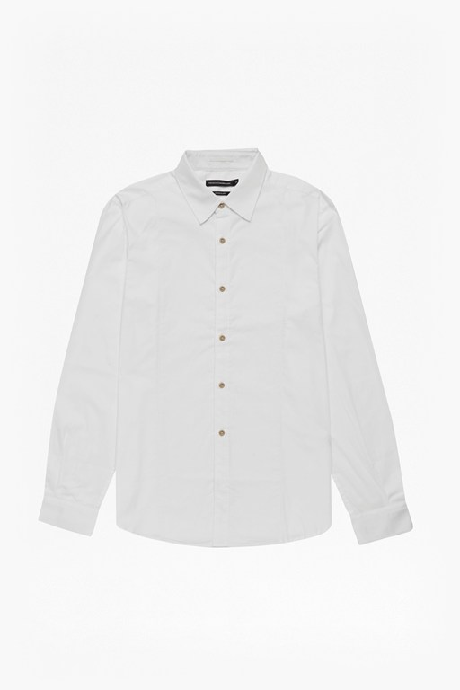 Complete the Look Oxford Corduroy Formal Bib Shirt