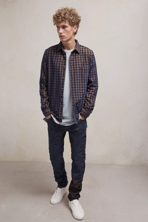 corduroy essentials shirt