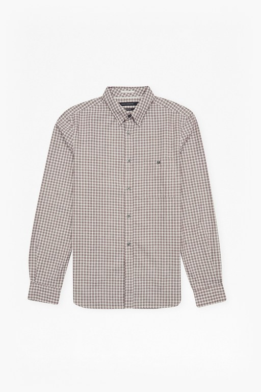 hornblendite grindle checked shirt