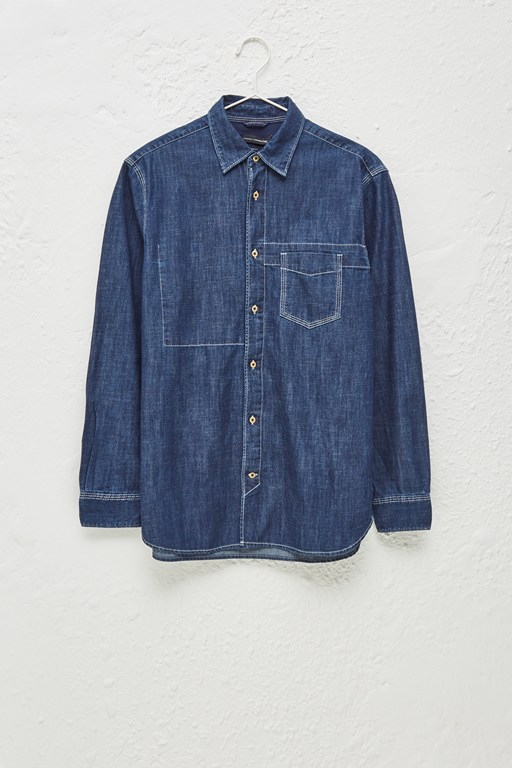 core denim shirt