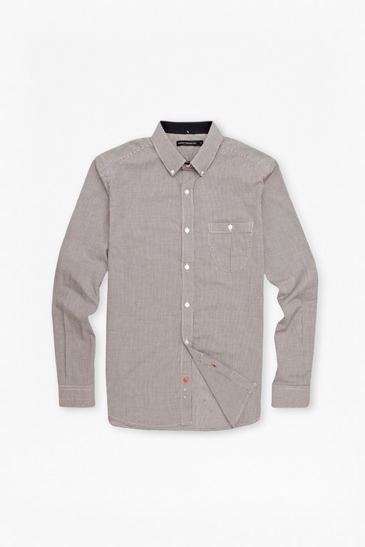 Complete the Look Lifeline Checked Shirt