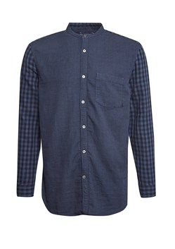 Overdyed Double Gingham Shirt
