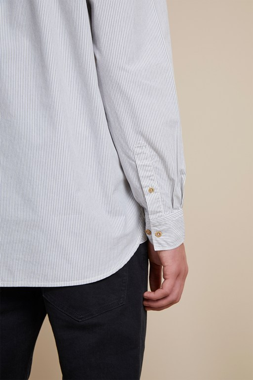 Complete the Look Core Peach Cotton Shirt