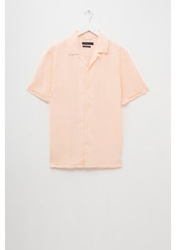 Garment Dyed Slim Fit Shirt