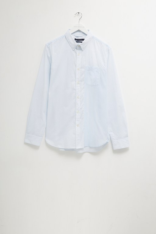 border stripe shirt