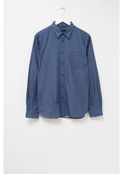 Chambray Dotted Shirt