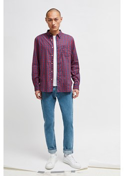 Melange Gingham Shirt