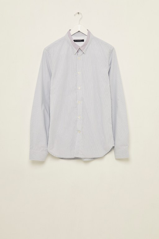 business stripe shirt