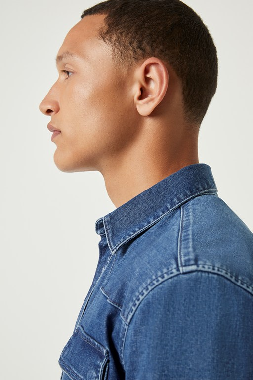 Complete the Look Classic Denim Shirt