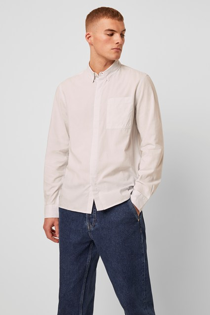 Modal Long Sleeve Shirt