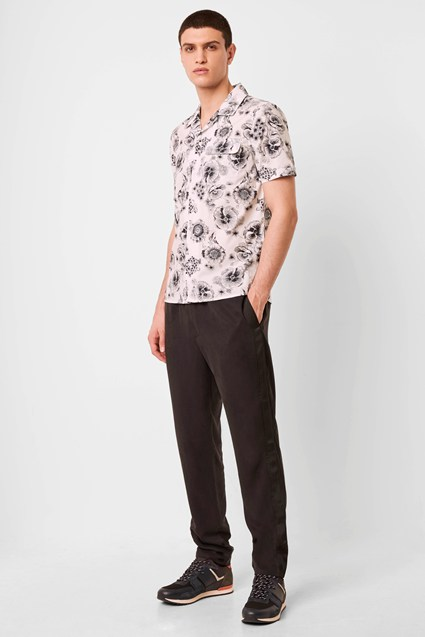 Elara Cotton Mix Shirt