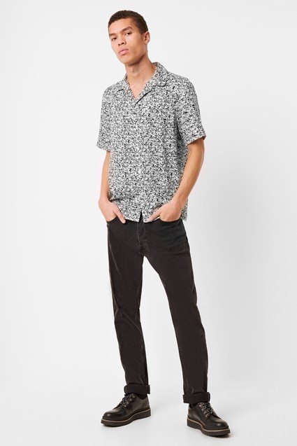 Puck Lyocell Short Sleeve Shirt