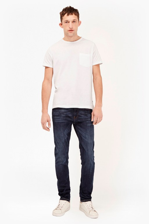 Complete the Look Co Skinny Track Stretch Jeans