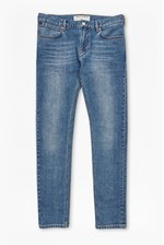 Looks Great With S66 Co Skinny Bleach Denim Jeans